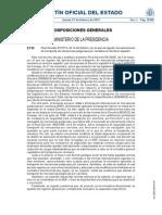 Real Decreto 97_2014, De 14 de Febrero, Por El Que Se Regulan Las Operaciones de Transporte de Mercancías Peligrosas Por Carretera en Territorio Español.