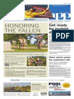 Asbury Park Press May 26, 2014