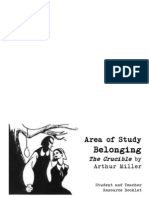 eta aos belonging crucible resource booklet - 2014