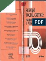 CELATS. Serviço Social Crítico - Problemas e Perspectivas
