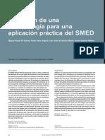Definicion de Una Metodologia Para Una Aplicacion Practica Del Smed