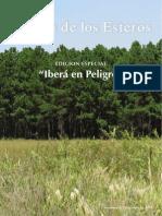 Cirignoli, S. 2010. Fauna Invasora Iberá. Boletin, 8, 8-10.