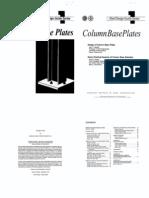 Column Base Plate
