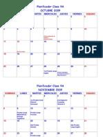 Planificador Clase 9A actualización al 16/11/2009