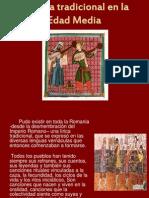 Lirica Tradicional Medieval