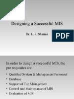 Successful MIS