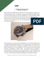 Fondale Mazzanti Ref. 9652