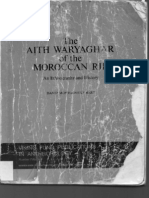 """Partie 1 - """"The Aith Waryaghar of the Moroccan Rif """" -  David Hart"""