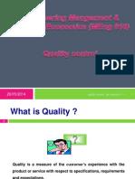 7.Quality Control