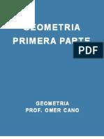 Omer CANO. Geometria 4º Humanidades