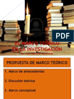 El Marco teórico.ppt