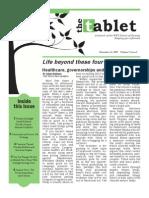 The Tablet, November 16