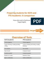 Ielts Pte Academic