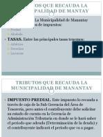 Impuestos Municipales 2