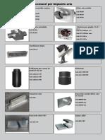 Accessor Per Impianti Aria Catalogo