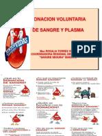 DONACION VOLUNTARIA