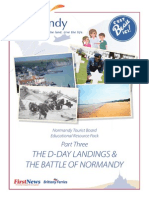 Normandy d Day Brochure PDF