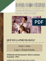 Psicología Como Ciencia y Atravesamientos de La Ps Evolutiva Erica Burman