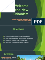 Welcome to the New Urbanism