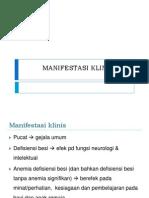 Manifestasi Klinis Adb-p1