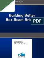 Building Better Box Beam Bridges