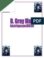D. Gray Man - BESM D20.pdf
