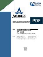 Amadeus User Guide