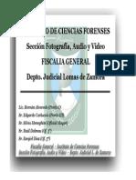 Instituto de Ciencias Forenses Seccion Fotografia Legal