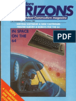 Commodore Horizons Issue 01 1983 Dec Jan 1984