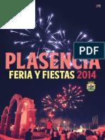 Plasencia Ferias y Fiestas 2014