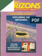 Commodore Horizons Issue 08 1984 Aug