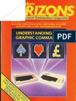 Commodore Horizons Issue 04 1984 Apr