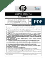 p23 - Matemática 2014-2