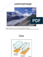EK Glazialmorphologie Präsentation