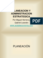 Ag03-Planeacion y Administracion Estrategica