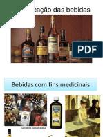 Classificação Das Bebidas