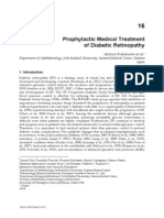 Prophylactic Medical Treatment