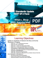 SSPC Standards Update Presentation