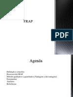 FRAP – Facilitated Risk Analysis Process