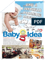 Volantino Baby Idea