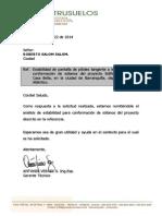 Estabilidad Excavacion Casa Bella - Roberto Salom