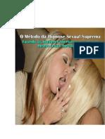 Metodo Da Hipnose Sexual Suprema