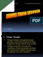 3. Tenaga Eksogen (1)
