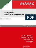 Manipulacion Manual de Cargas (MMC)