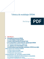 SEER 03 Tehnica de Modulatie OFDM