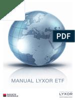 Manual Etfs Lyxor