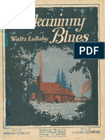 Pickaninny Waltz Lullaby Blues