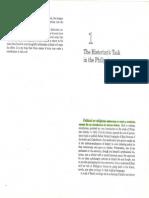 Schumacher, John - The Historian_s Task