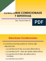 Estructuras Condicionales y Multiples en Java