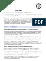 Curriculum de Juan Carlos Sánchez Illán
